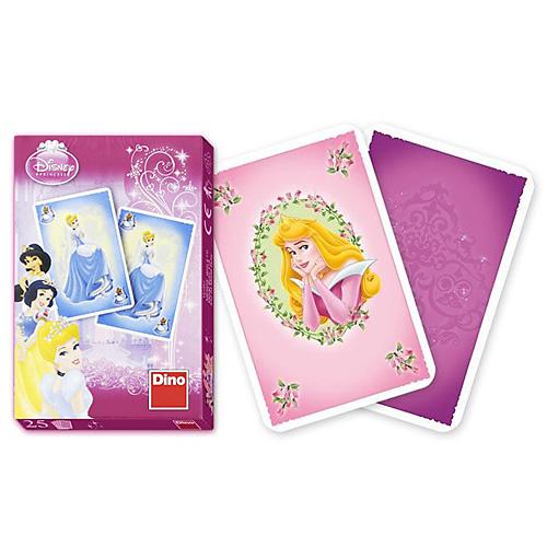 Karty Disney Černý Petr Dino Princezny, 25 karet