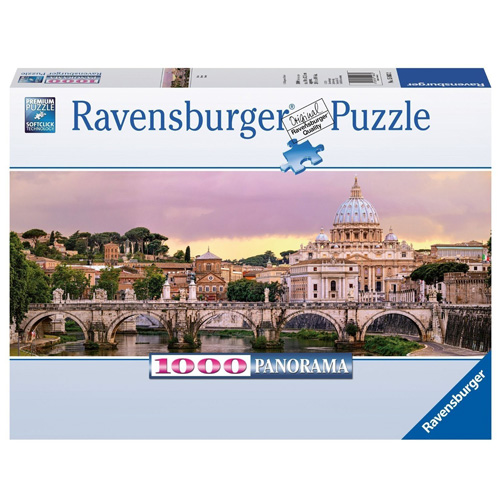 Puzzle Ravensburger Řím, 1000 dílků