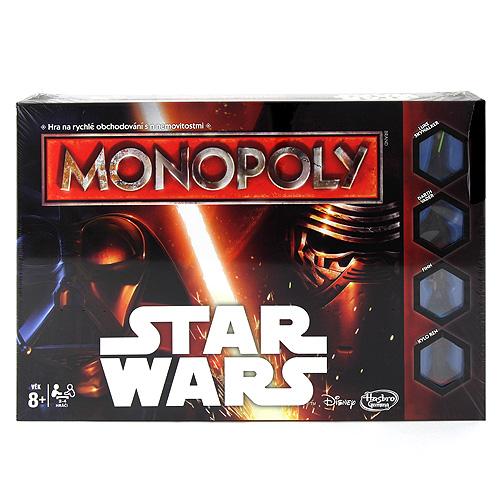 Monopoly Hasbro Star Wars