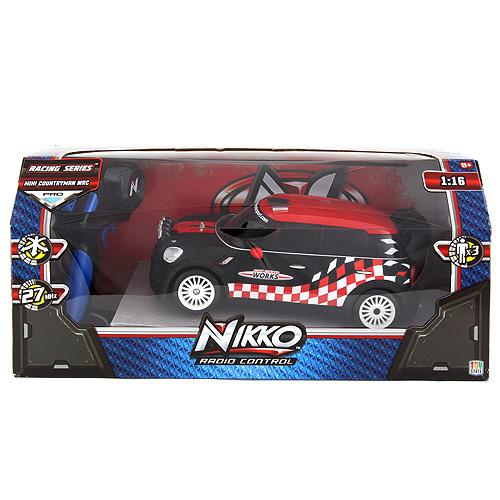 Auto na dálkové ovládání Nikko Mini Countryman WRC