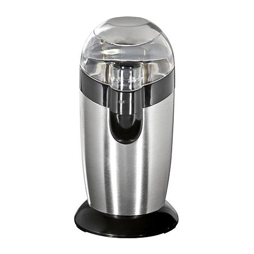 Clatronic KSW 3307, mlýnek na kávu, INOX