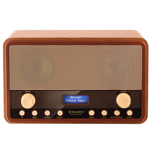 Retro rádio Roadstar HRA-1300DAB+, retro