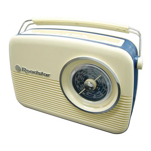 Přenosné rádio Roadstar TRA-1957/CR, FM/MW/LW
