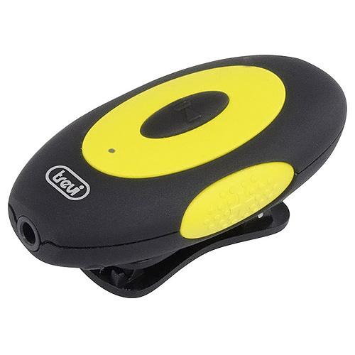MP3 přehrávač Trevi Sport, barva černo/žlutá