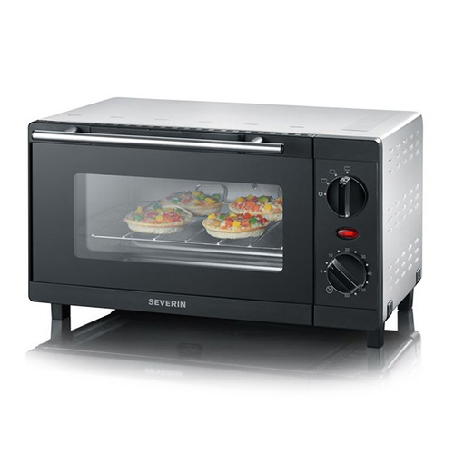 Severin Toast Oven, approx. 800 W, approx. 9 Litre