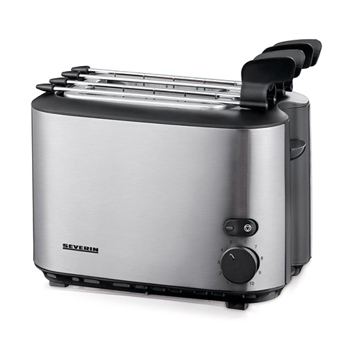 Severin Automatic Toaster with sandwich-tongs, approx. 540 W
