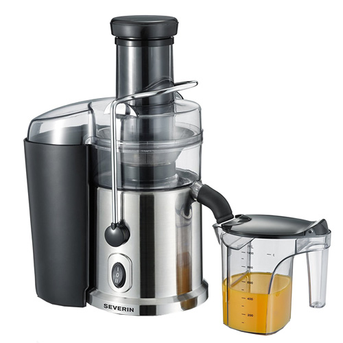 Severin Juice Extractor, approx. 700 W, juice container with foam se