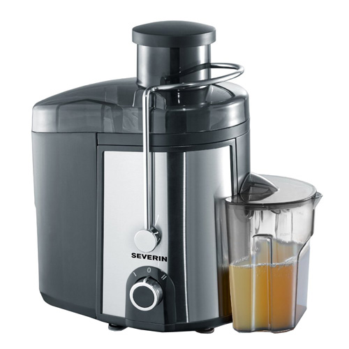 Severin Juice Extractor, approx. 400 W, juice container approx. 450