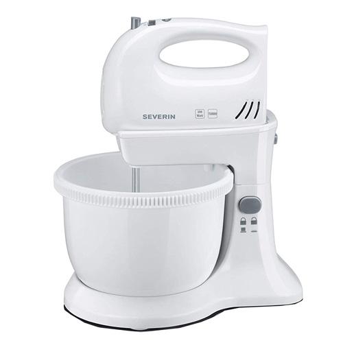 Severin Food Mixer-Set, plastic bowl, approx. 300 W, approx. 3 l, Mi