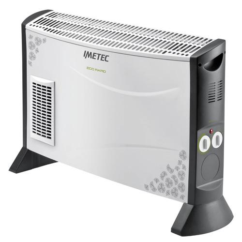 Elektrické topení Imetec ECO, 2000W, 4 stupně výkonu