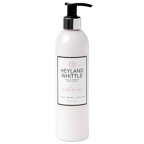 Tělový krém Heyland & Whittle Neroli a růže, 300 ml