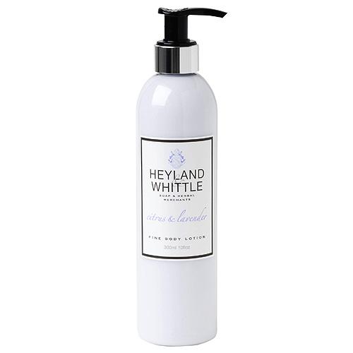 Tělový krém Heyland & Whittle Citrusy a levandule, 300 ml