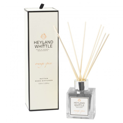 Aroma difuzér Heyland & Whittle Pomeranč a koření, 100 ml