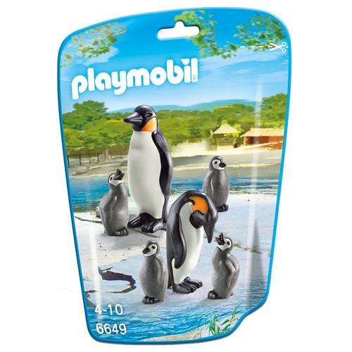 Tučňáci Playmobil Zoo