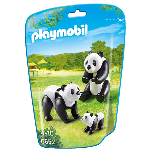 Pandy Playmobil Zoo