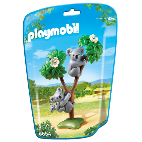 Koaly Playmobil Zoo