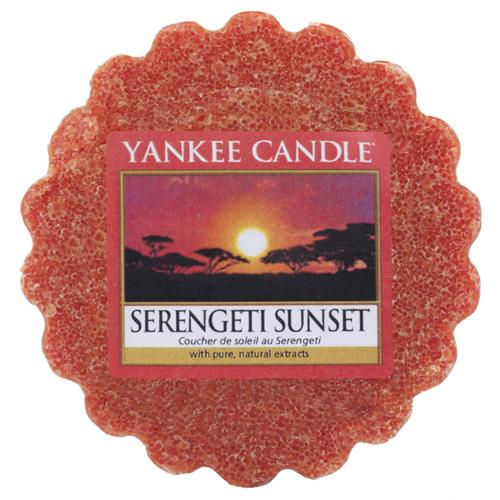Vonný vosk Yankee Candle Západ slunce v Serengeti,   22 g