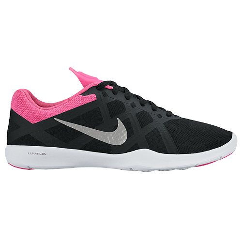 WMNS NIKE LUNAR LUX TR 20 | WOMEN TRAINING | WOMEN | LOW TOP | BLACK/WHITE-PINK BLA