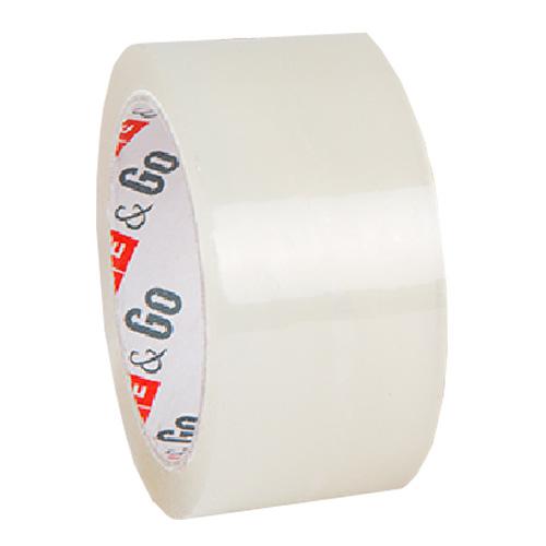 Obaly Lepící páska Rozměry: 48 mm x 66 m