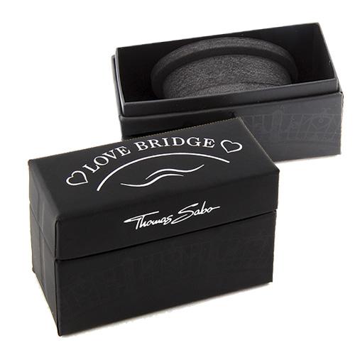 Thomas Sabo POS   Packing   BOX129 85 x 35 x 55 mm - dárková krabička pro náramkové hodinky, ba