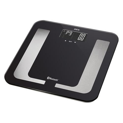 Osobní analyzační váha AEG PW 5653BK, elektronická, analyzační