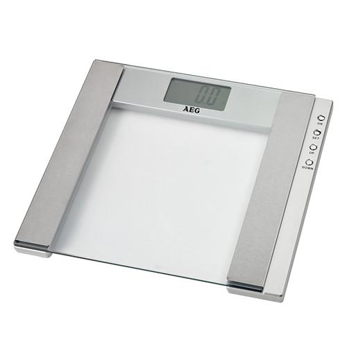 Osobní váha 5v1 AEG PW 4923, analyzační 5in1, sklo, LCD displ,