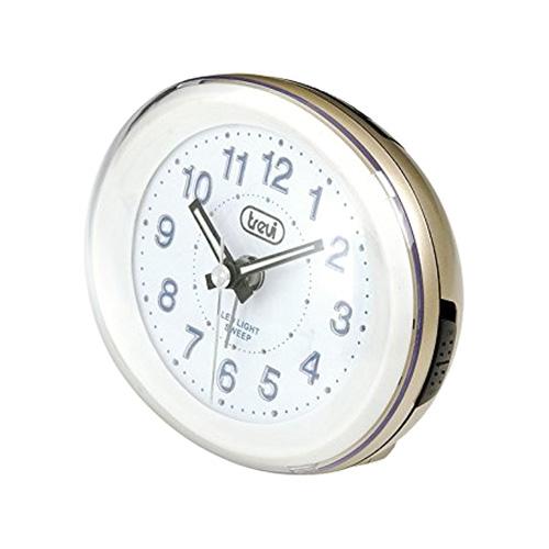 Analogový budík Trevi SL 3052/Gold Alarm Clock