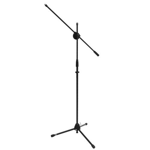 Mikrofonní stojan Omnitronic Mikrofonní stojan černý, max.výška 220cm