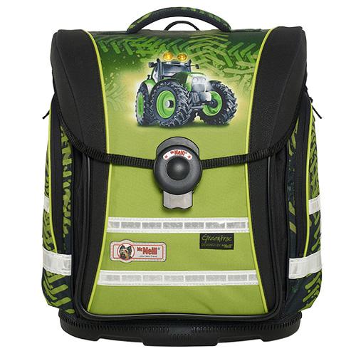 Školní aktovka Mc Neill Traktor/ERGO Light COMPACT flex
