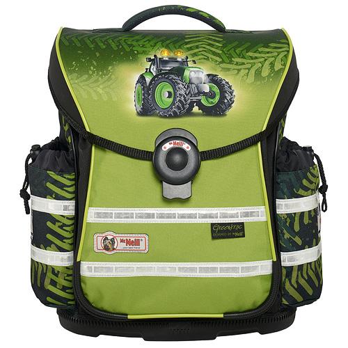 Školní aktovka Mc Neill Traktor/ERGO Light PLUS