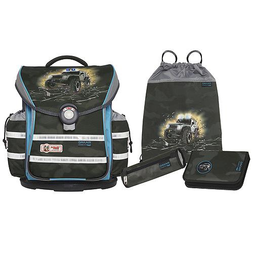 Školní souprava Mc Neill 4-dílná/Dakar/ERGO Light PLUS