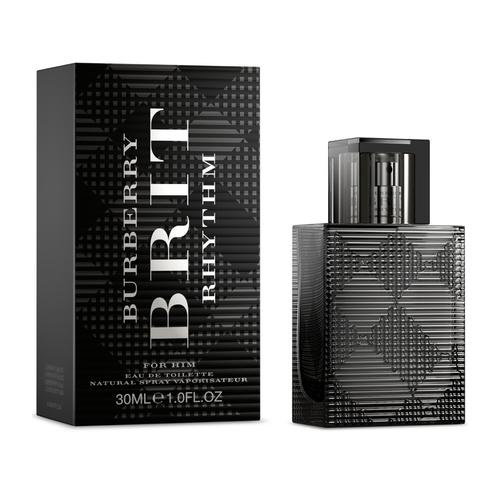 Toaletní voda Burberry Brit Rhythm for Him, 30 ml