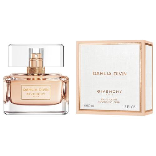 Toaletní voda Givenchy Dahlia Divin, 50 ml