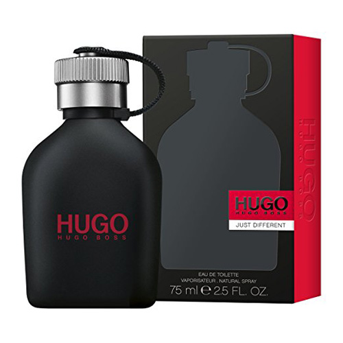 Toaletní voda Hugo Boss Hugo Just Different, 75 ml