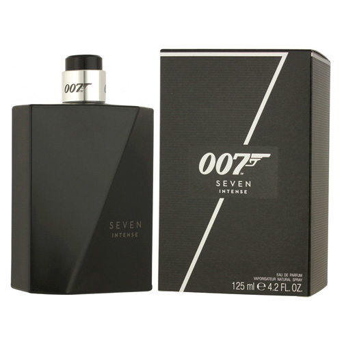 James Bond 007 Seven Intense - parfémová voda s rozprašovače
