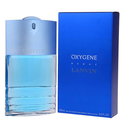 Lanvin Oxygene Homme - toaletní voda s rozprašovačem 100 ml