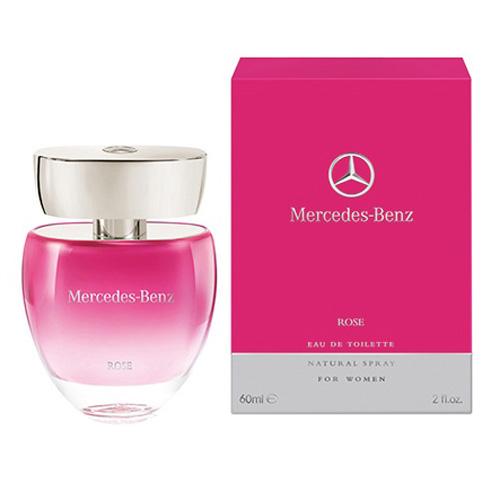 Toaletní voda Mercedes-Benz Mercedes-Benz Rose, 60 ml