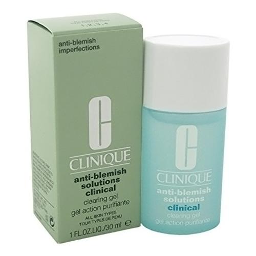 Čisticí gel Clinique Anti-Blemish Solutions Clinical, 30 ml
