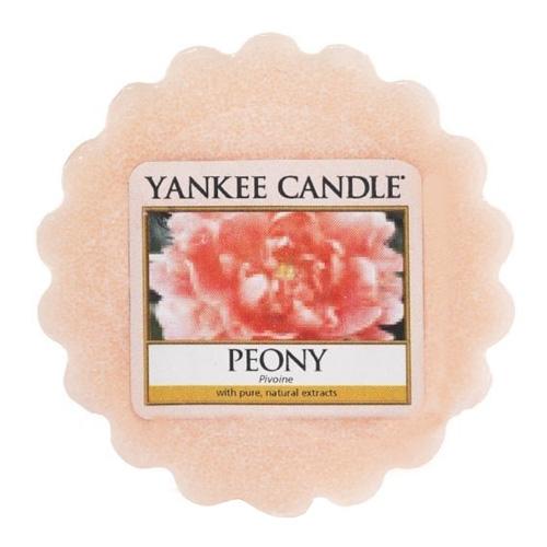 Vonný vosk Yankee Candle Pivoňka, 22 g