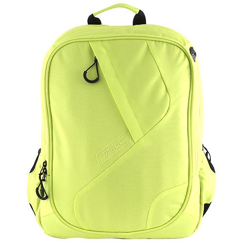Školní batoh Target Svítivě žlutý - velký batoh pro holky