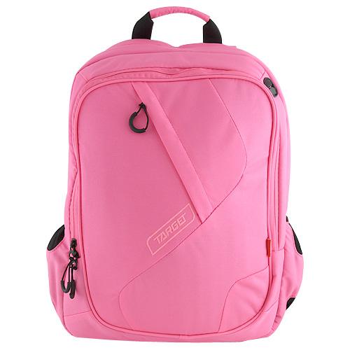 Školní batoh Target Svítivě růžový - velký batoh pro holky