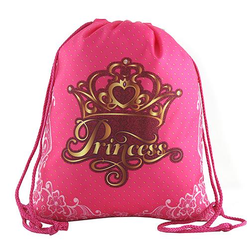 Sportovní vak Target Princess, barva růžová