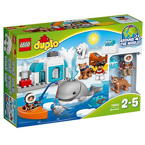 Stavebnice LEGO Duplo Arktida, 40 dílků