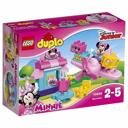 Stavebnice LEGO Duplo Minnie a její kavárna, 27 dílků