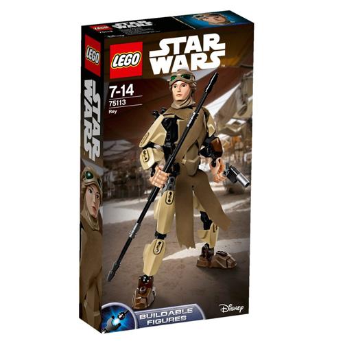 Stavebnice LEGO Star Wars Ray, 84 dílků