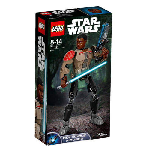 Stavebnice LEGO Star Wars Finn, 98 dílků