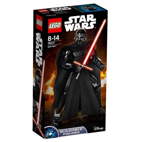 Fotografie Stavebnice Lego® Star Wars TM 75117 Kylo Ren™