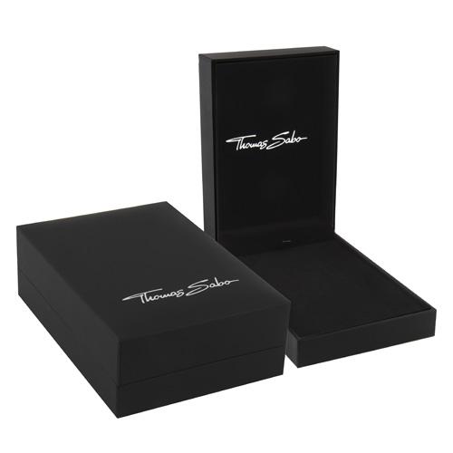 Thomas Sabo POS   Packing   BOX114 105 x 150 x 50 mm - dárková krabička pro náušnice a malé řet