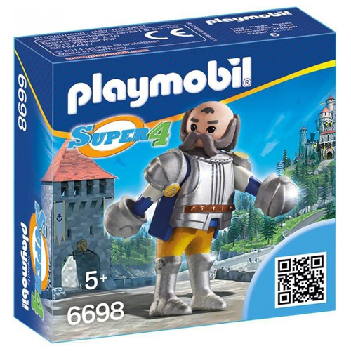 Královský strážce Ulf Playmobil panáček s doplňky, 6 dílků