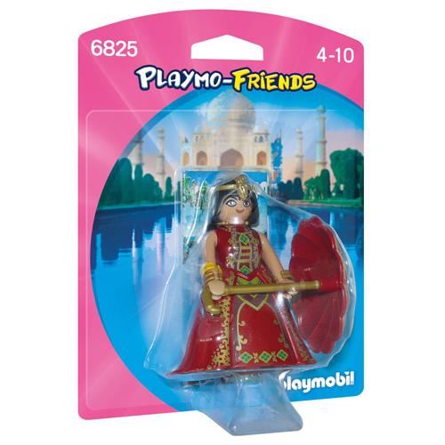 Indická princezna Playmobil panáček s doplňky, 10 dílků